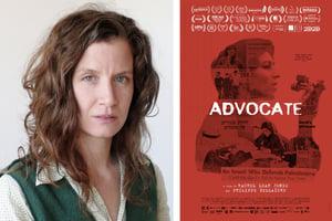 Rachel Leah Jones + Poster