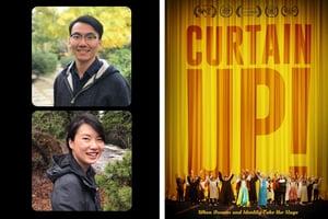 Hui Tong and Kelly Ng + CU! Poster Template