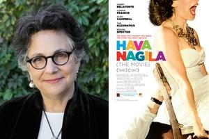 Roberta Grossman + Poster (HN)