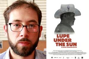 Rodrigo Reyes + Poster (LUP)