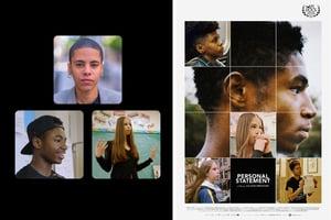Copy of Leslie Iwerks Headshot + SL Poster Template