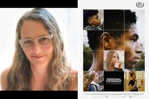 Juliane Dressner + PS Poster Template
