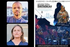 Anne Flatte + Marlon Johnson + RCDB Poster Template
