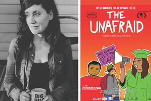 Heather Courtney + UNF Poster