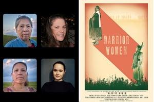 WW + Madonna Thunder Hawk, Elizabeth Castle, Marcella Gilbert, Christina D. King