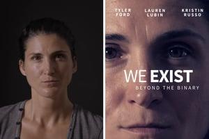 Lauren Lubin Headshot + WE Poster Template