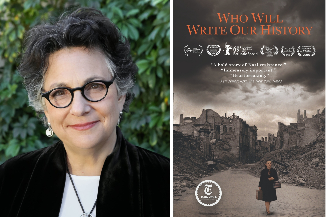 Roberta Grossman + Poster (WWWOH)