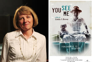 Linda J Brown + YSM Poster Template