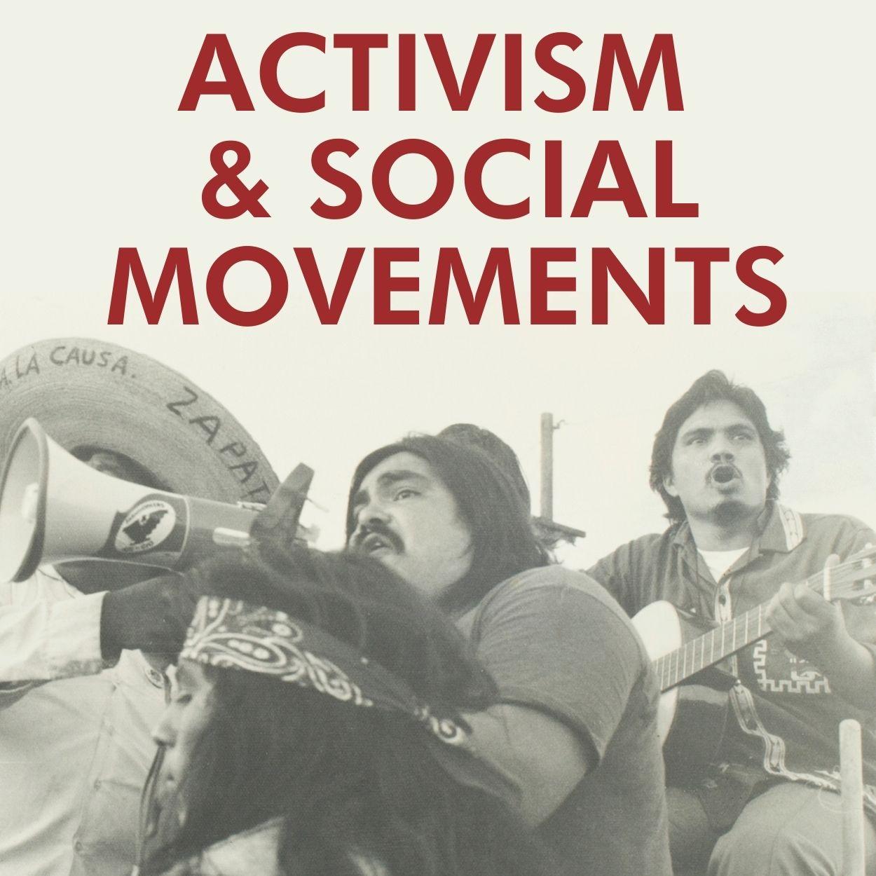 ACTIVISM & SOCIAL CHANGE (3)