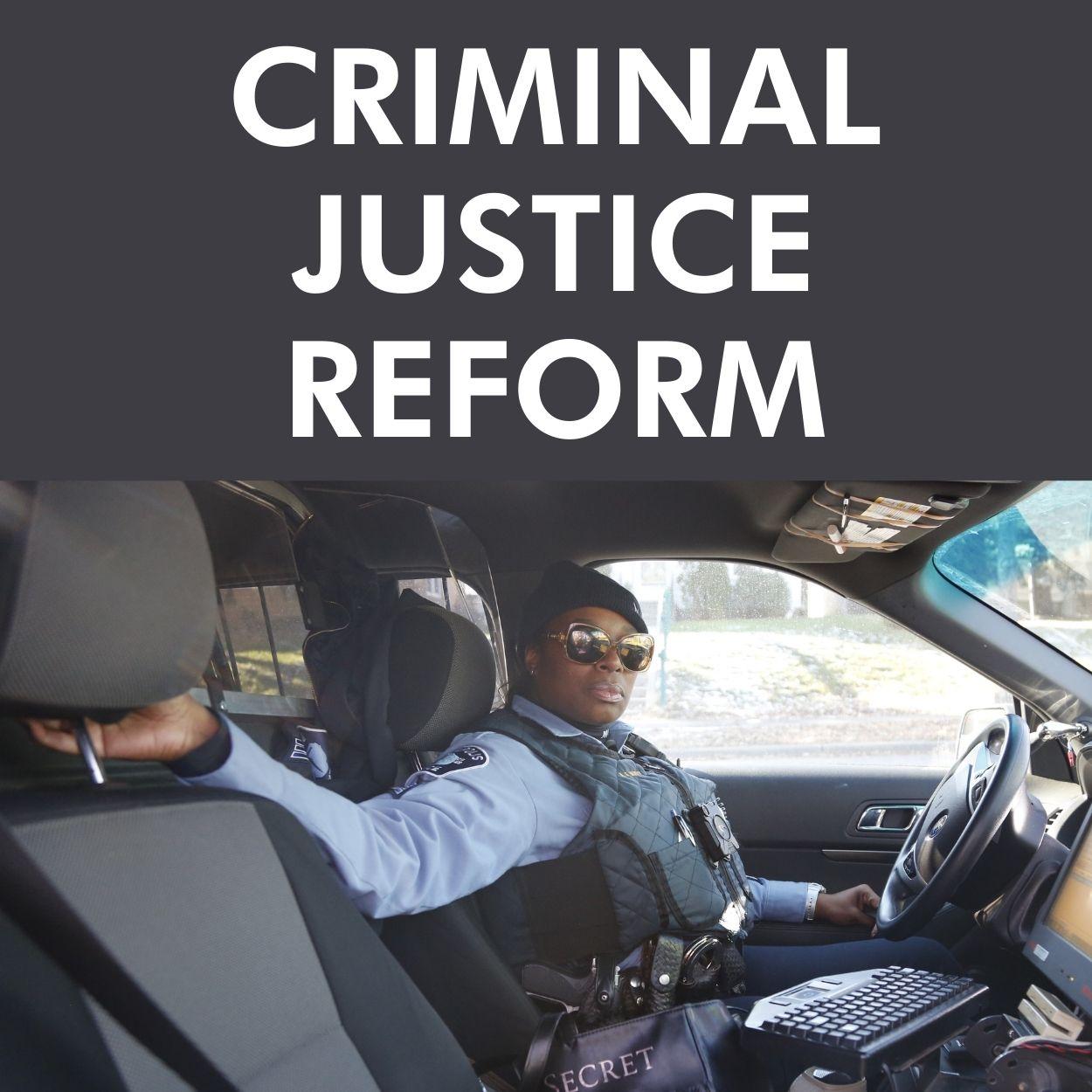 CRIMINAL JUSTICE REFORM (2)