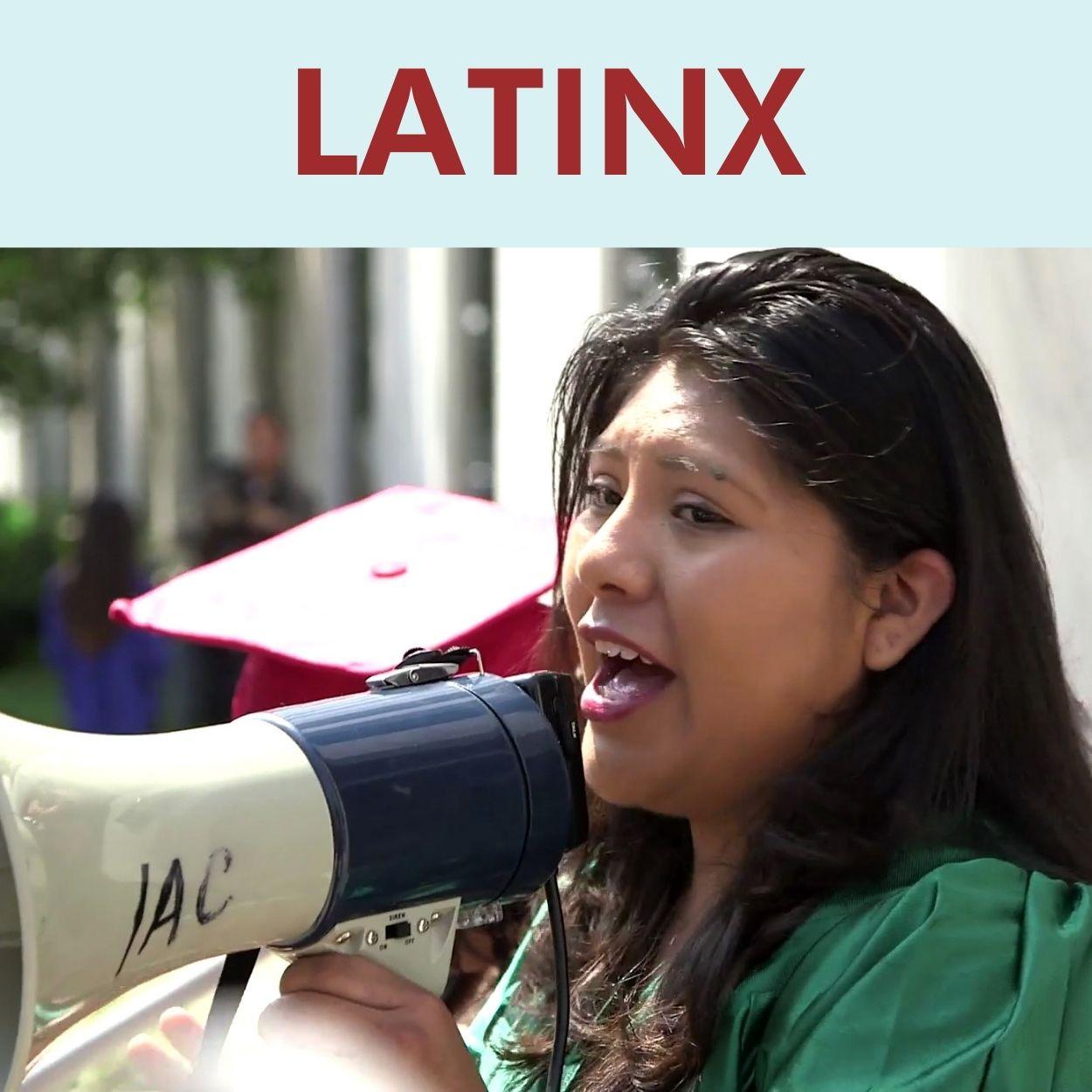 LATINX VOICES