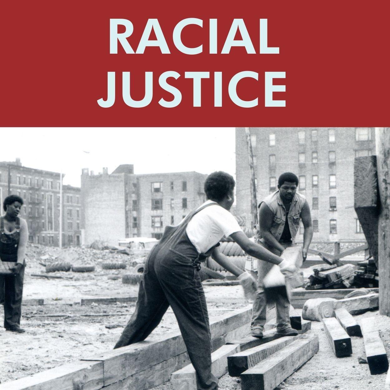 RACIAL JUSTICE (3)