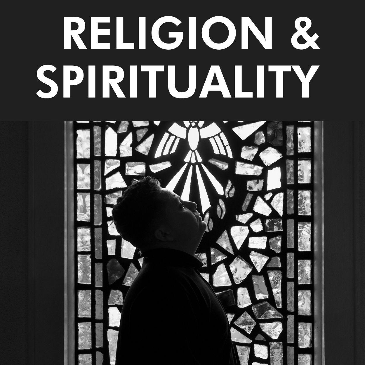RELIGION & SPIRITUALITY (4)